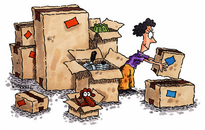 Tapi ada beberapa hal yang membuatku harus pindah selain karena memang